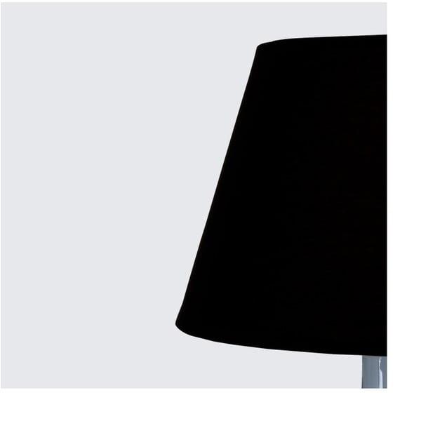 Stolní lampa Avelino, černá