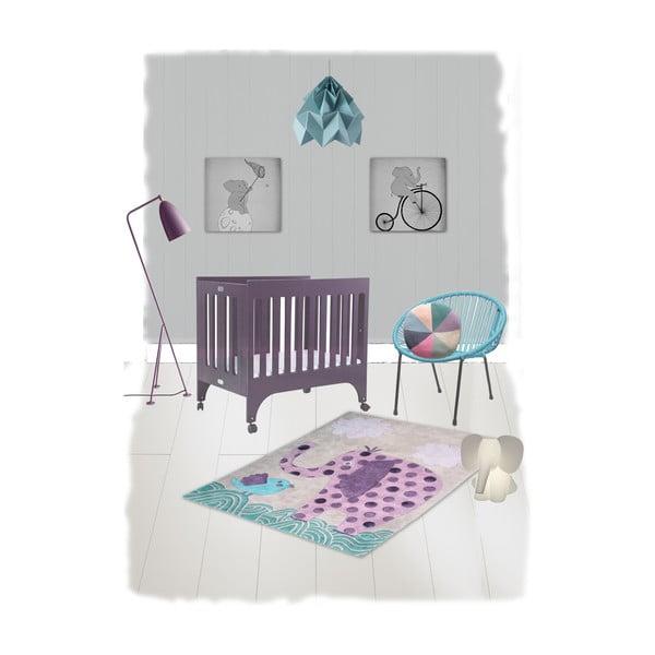 Covor pentru copii Nattiot Arno, 100x130 cm