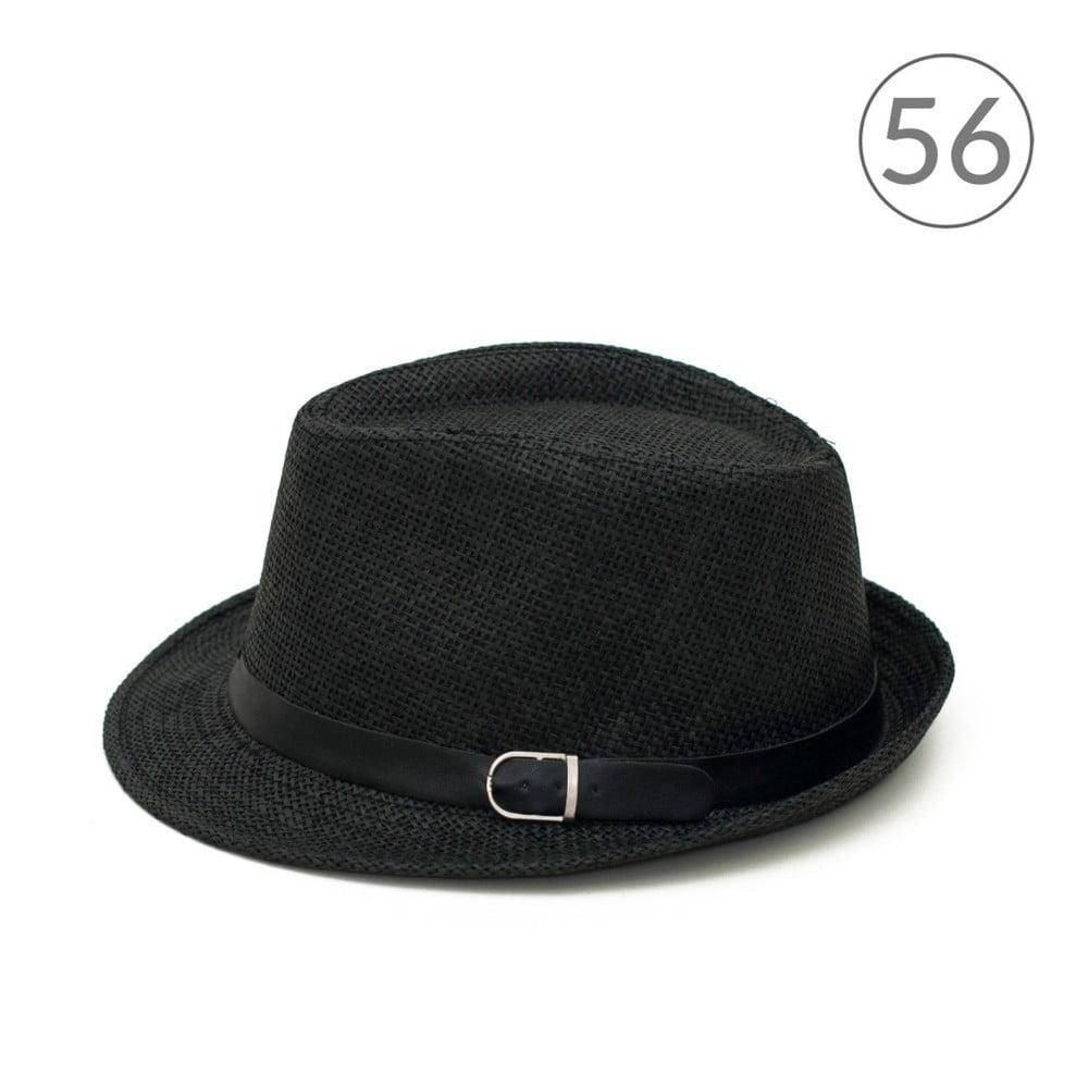 Černý klobouk Art of Polo Kanda