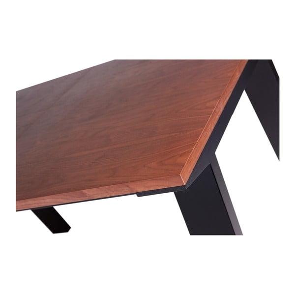 Rozkládací jídelní stůl Durbas Style City,140x90cm