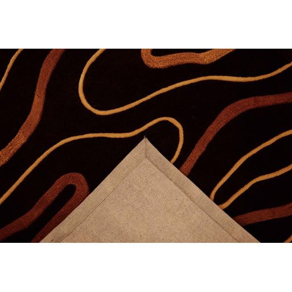 Koberec Phoenix 120x180 cm, čokoládový