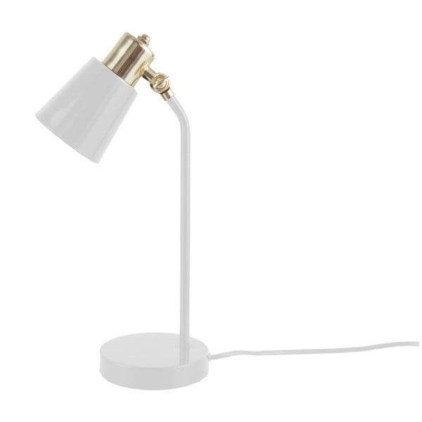 Classic fehér asztali lámpa - Leitmotiv