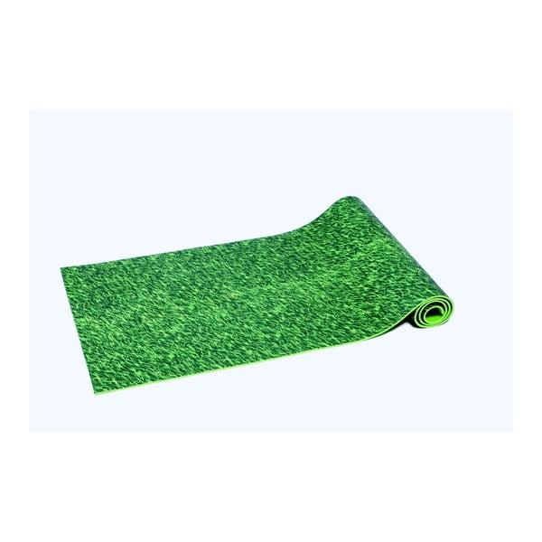Podložka na jogu DOIY Yoga Mat Grass, hrúbka 0,5 cm