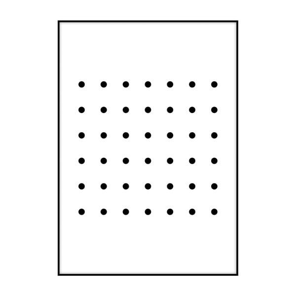 Plakat Imagioo Dots, 40x30 cm