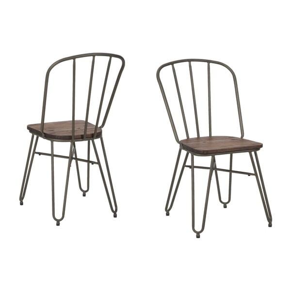 Set 2 scaune Mauro Ferretti Detroit
