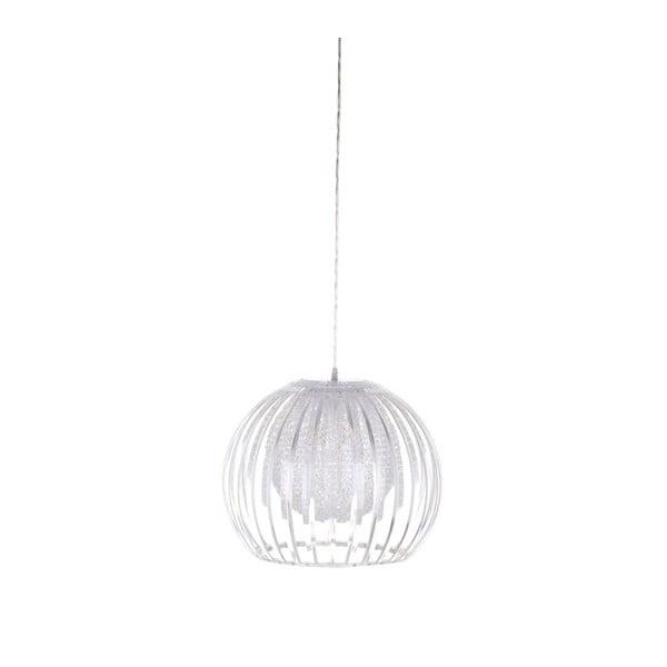Bílé stropní svítidlo Mauro Ferretti Casket, 40cm