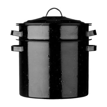 Oală paste Premier Housewares Black, 28 cm imagine