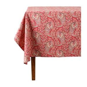 Față de masă pătrată Comptoir de Famille Cache, roșu