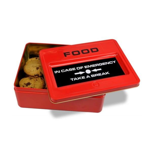 Box na sušenky Emergency