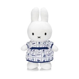 Plyšový králík Miffy Holanďanka, 23 cm