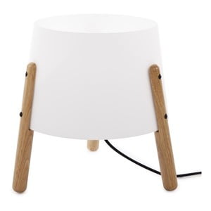 Stolní lampa Chub Two White