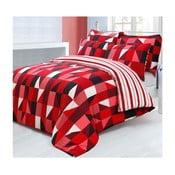 Povlečení Velosso Jazz Red, 135x200 cm
