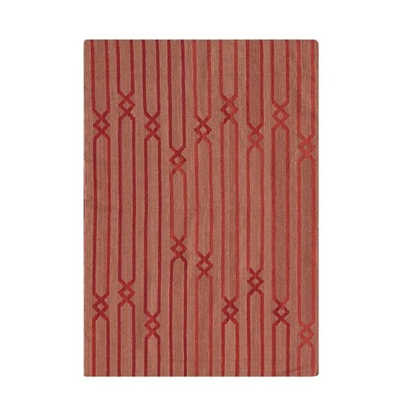 Ručně tkaný koberec Kilim D no.758, 155x240 cm