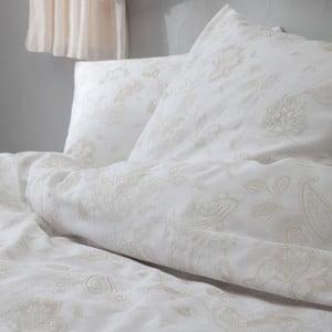 Povlečení Adora White, 140x200 cm