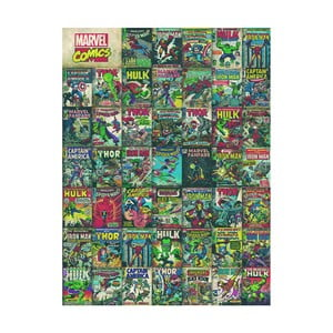 Obraz Pyramid International Marvel Avengers Covers, 60 x 80 cm