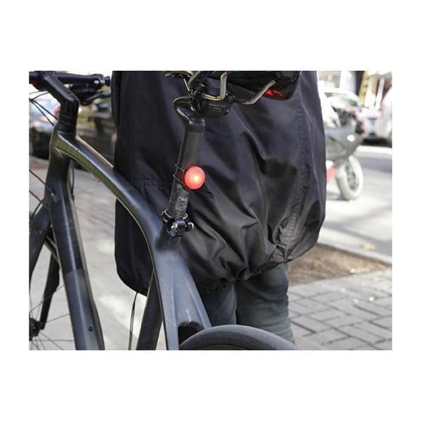 Set 2 accesorii cu LED pentru bicicletă Kikkerland Fiets