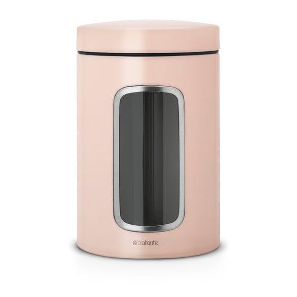 Recipient din oțel Brabantia, roz
