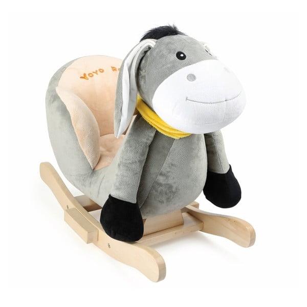 Houpací oslík pro děti Legler Donkey