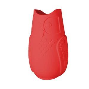 Lampa Bubo 44 cm, červená
