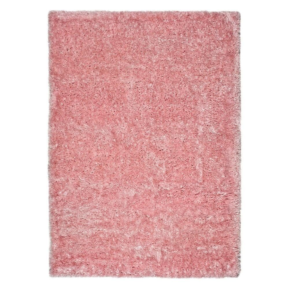 Produktové foto Růžový koberec Universal Aloe Liso, 160x230cm