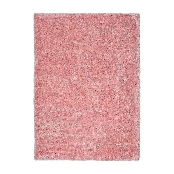 Růžový koberec Universal Aloe Liso, 160x230cm