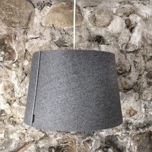 Svítidlo Feltvik 45, light grey