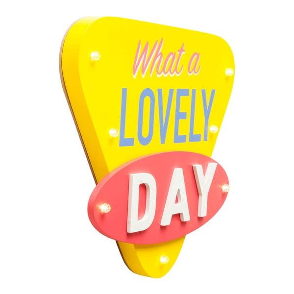 Nástěnné svítidlo Kare Design What a Lovely Day