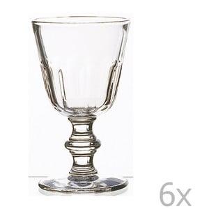 Sada 6 sklenic na víno Périgord, 190 ml