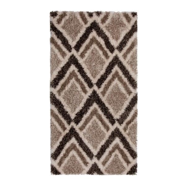 Covor Flair Rugs Bijoux Beige Brown, 80 x 150 cm