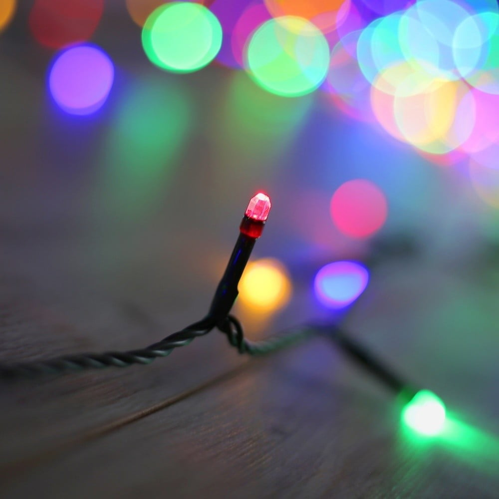 Dekorativní světýlka DecoKing Color Lights,délka19m