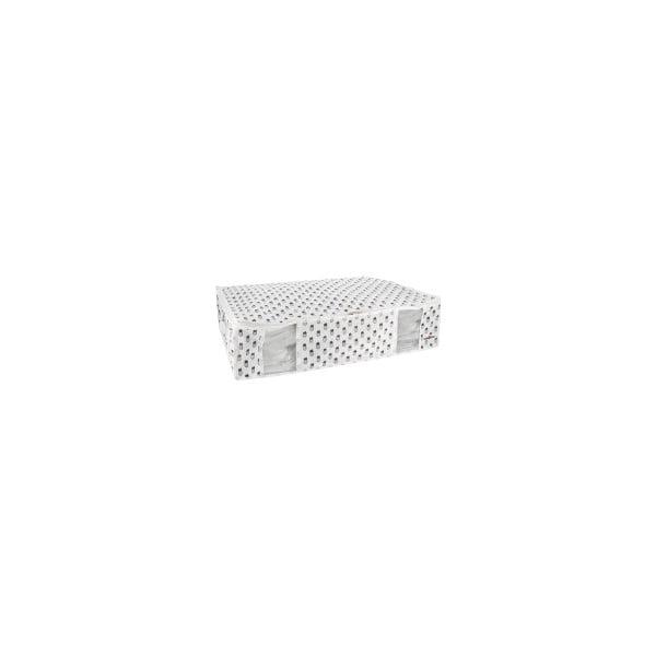 Biały pojemnik Compactor Tropic L, 50x65x15,5 cm