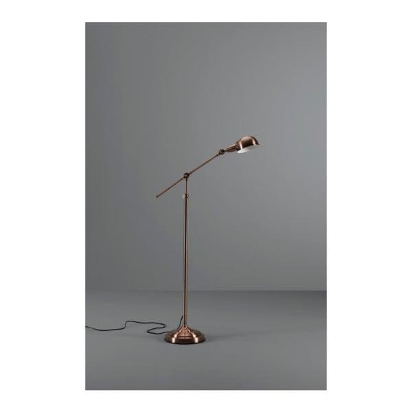 Stojací lampa v bronzové barvě Design Twist Ferriere