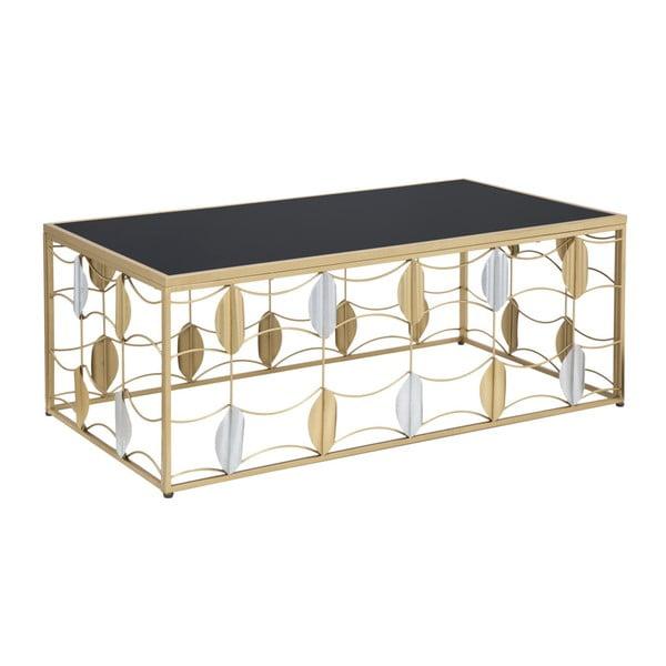 Glam Leaf dohányzóasztal, 66 x 120 cm - Mauro Ferretti