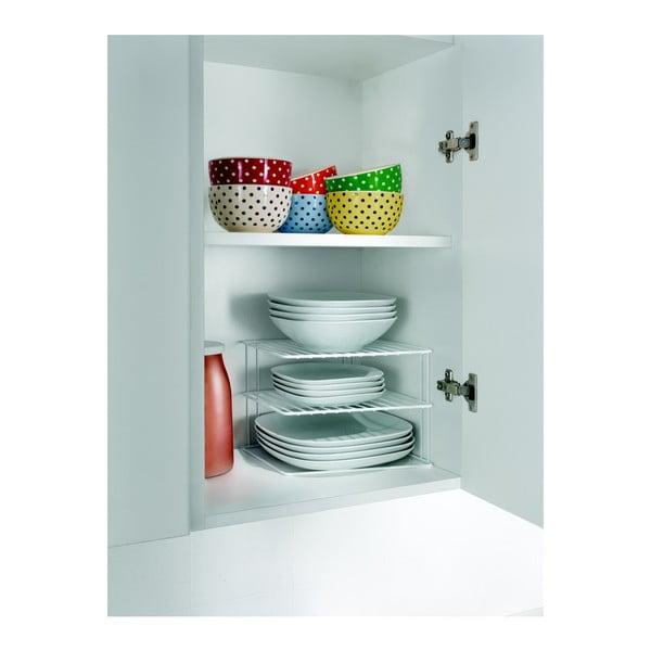 Półka 3-poziomowa do szafki kuchennej Metaltex Silos