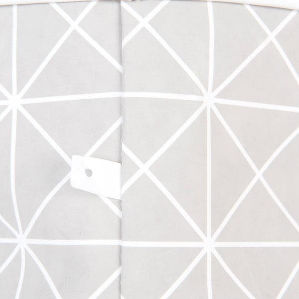 Set 3 coșuri depozitare Clayre & Eef Geometric