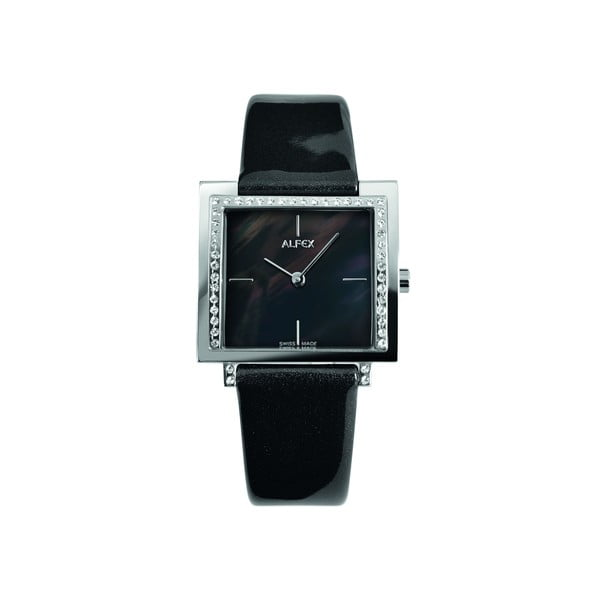 Dámské hodinky Alfex 5684 Metallic/Black