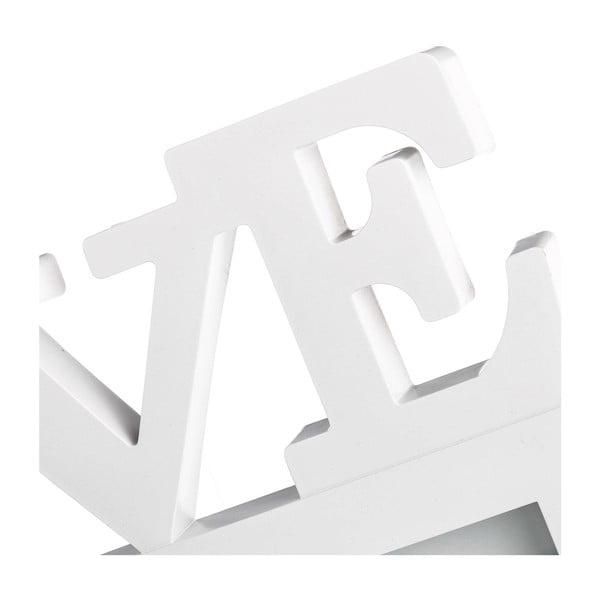 Fotorám na 3 fotografie White Frame, 42 x 26 cm