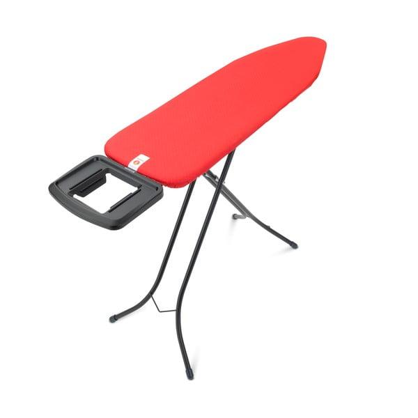 Žehlící prkno 124x38 cm Red