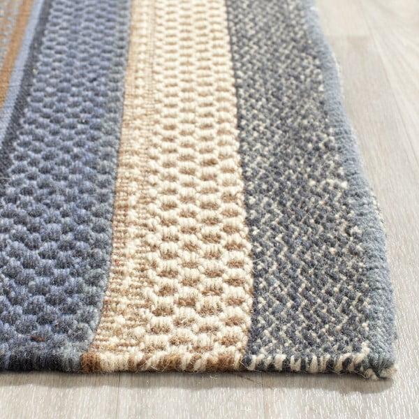Vlněný koberec Salvatore, 121x182 cm