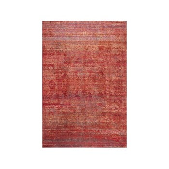 Covor Safavieh Lulu, 243 x 152 cm, roz – roșu de la Safavieh