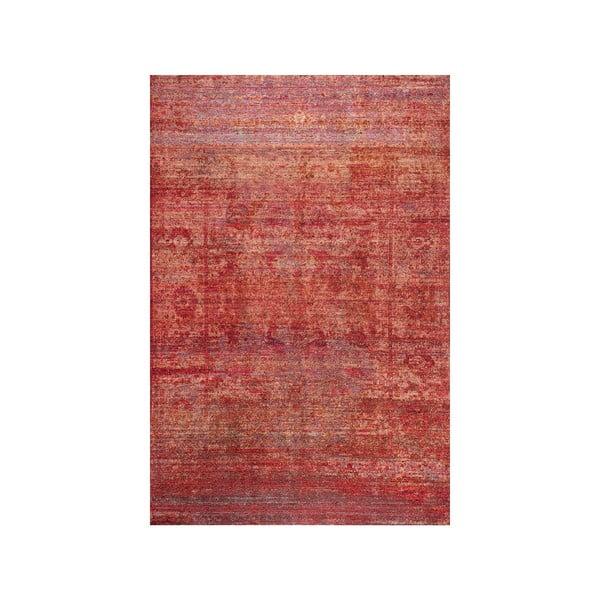 Covor Safavieh Lulu, 182x121 cm, roz - roșu