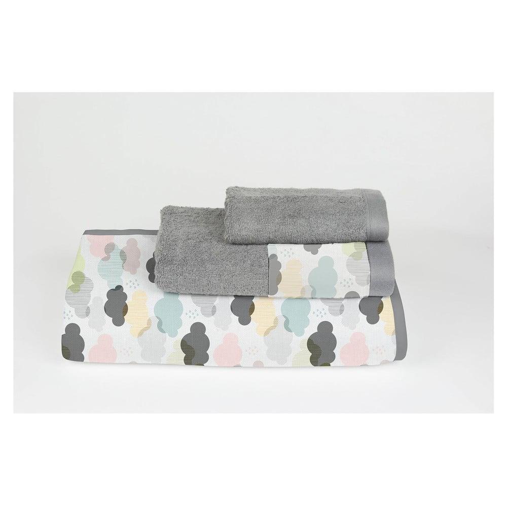 sada 3 ru n k little nice things clouds bonami. Black Bedroom Furniture Sets. Home Design Ideas
