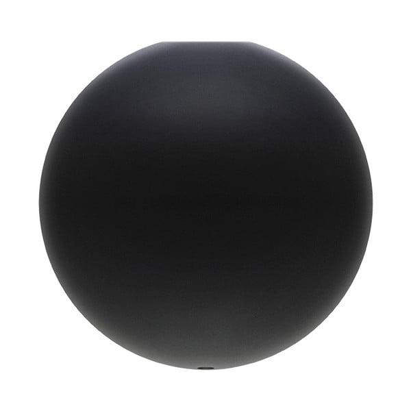 Stropní krytka CANNONBALL černá