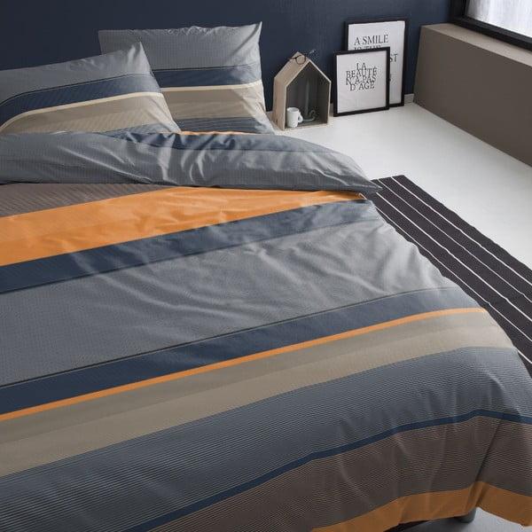 Povlečení Zetland Orange, 200x200 cm