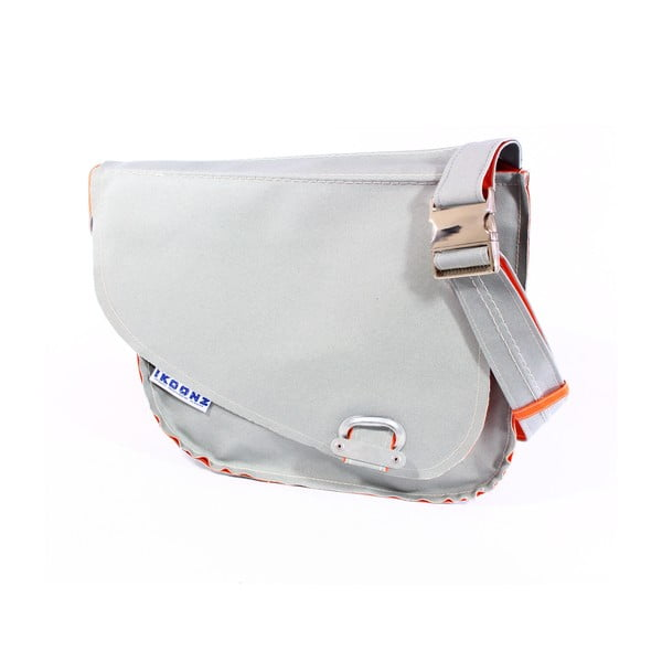 Taška Saddle-Up, grey/orange