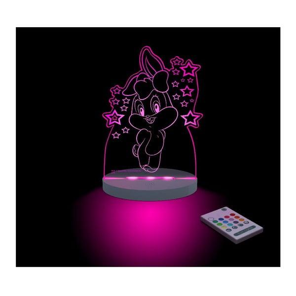 Dětské LED noční světýlko Lola Bunny