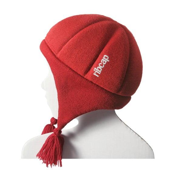 Dětská helma Ribcap Chessy Red Maxi