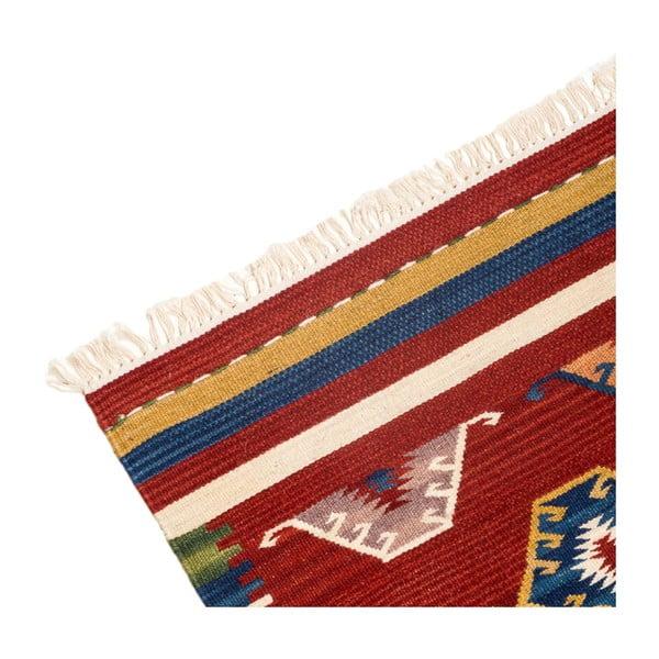 Ručně tkaný koberec Kilim Dalush 609, 250x80 cm