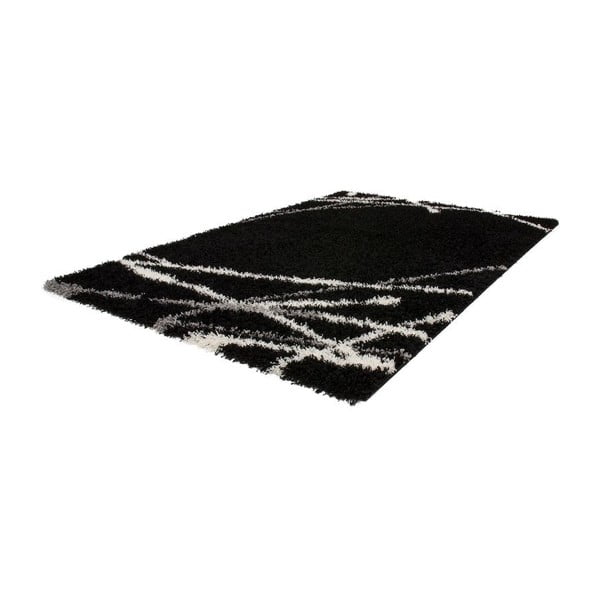 Koberec Peppy 99 Black, 160x230 cm