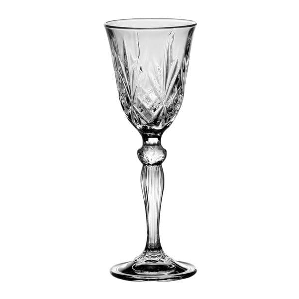 Sada 4 ks sklenic Melodia Liqueur